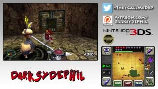 The Legend of Zelda Ocarina of Time 3D pt55 - Winged Boots and Spikey Deaths