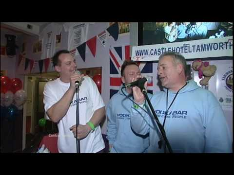 World Record Karaoke Marathon - Vodka Bar,Tamworth