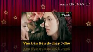 Karaok - Xin lỗi tình yêu (Đàm Vĩnh Hưng) beat chuẩn