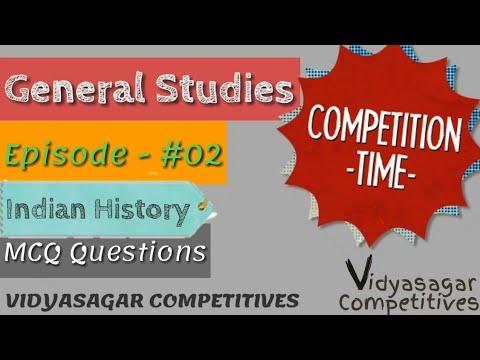 General Studies Ep - #02 (UPSC,Bank Po)|Vidyasagar Competitives |