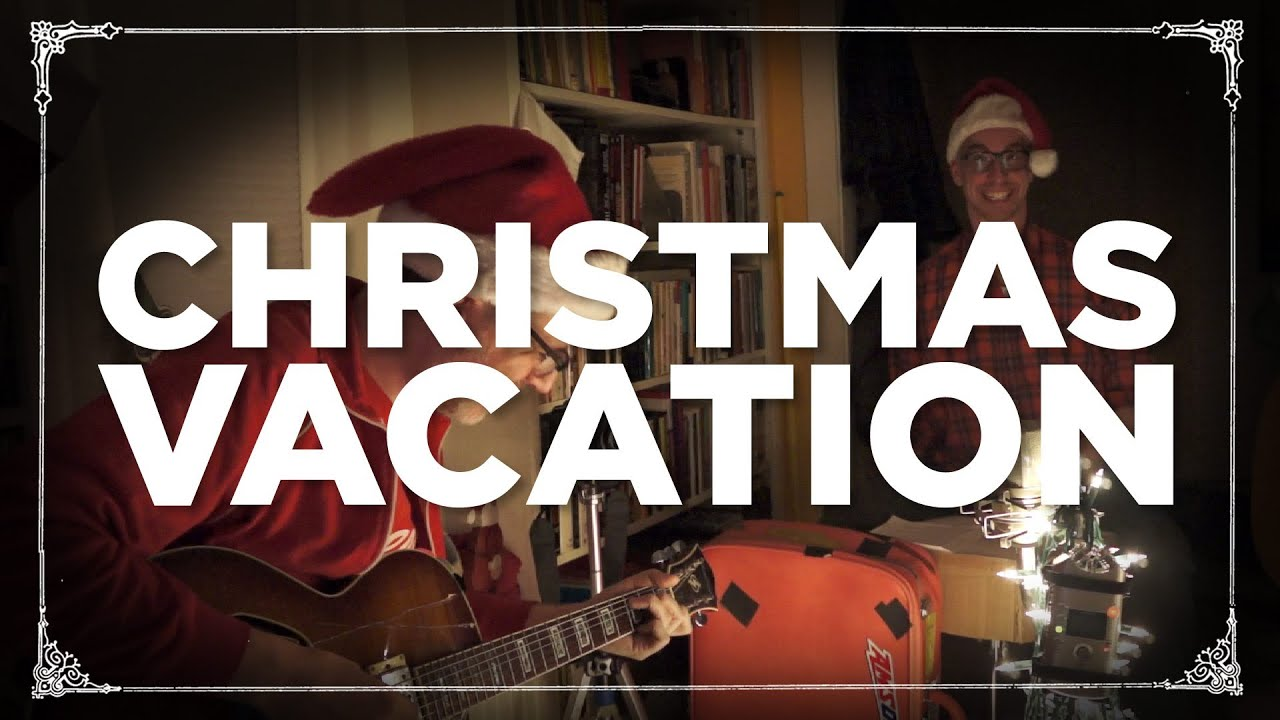 Theme From Quot National Lampoon S Christmas Vacation Quot Cover