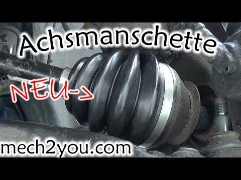 1x Außere Achsmanschette Antriebswelle für AUDI 100 80 SKODA Superb I VW Passat