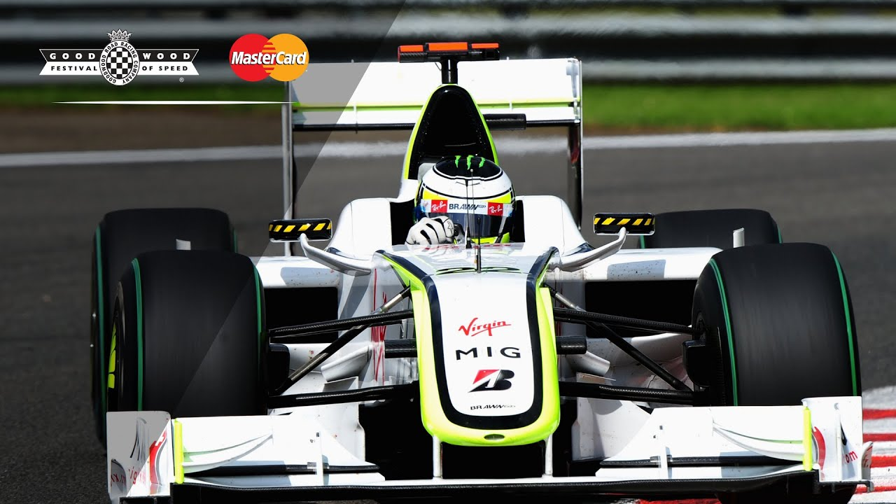 Brawn GP is back: Martin Brundle on driving the F1 ...