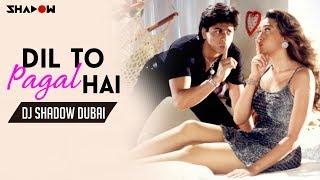 Dil To Pagal Hai Remix   DJ Shadow Dubai   2015   Shah Rukh Khan, Madhuri Dixit, Karishma Kapoor