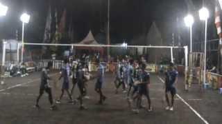 Kejurprov Bolavoli Yunior 2013 Pa Yuso GND vs Wisnu Putra