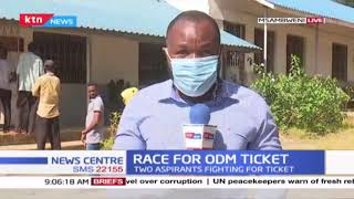 ODM holds nominations in Msambweni ahead of constituency mini polls