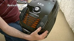 AEG Electrolux Powerforce Vacuum Cleaner Unboxing & First Look