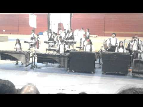 Loara High School Drumline at Savannah High School 2016