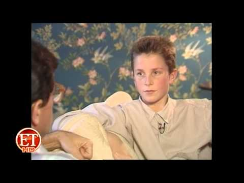 Christian Bale | First interview to ET [December 1987]