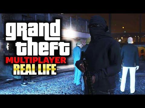 Sie töten alle 🎮 GTA 5: REAL LIFE (Roleplay) #055
