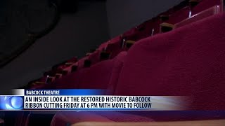 After months dark, historic Babcock Theatre reopens in 'lipstick and rouge' in Billings