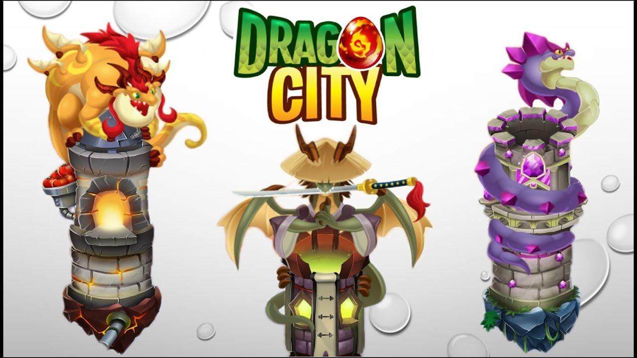 Dragon C Ity