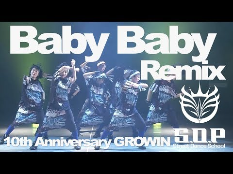 Baby Baby/Tropkillaz Takeshi Sakai Choreography