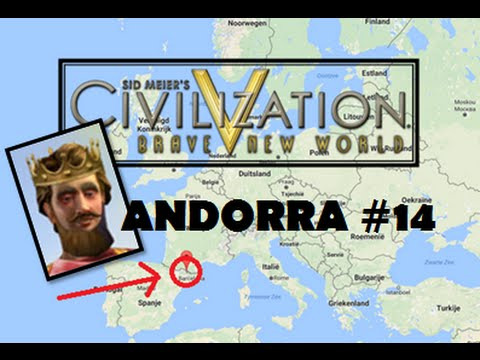 Civilization 5: Andorra Pt 14 - The Art of Artillery