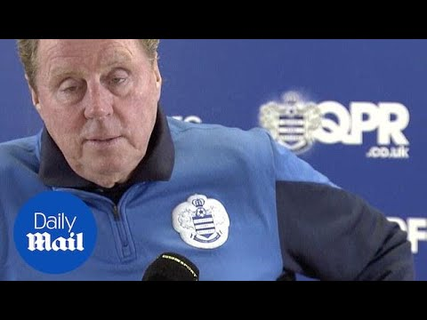Harry Redknapp Stories