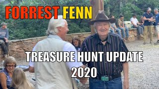 Forrest Fenn Treasure Hunt 2020