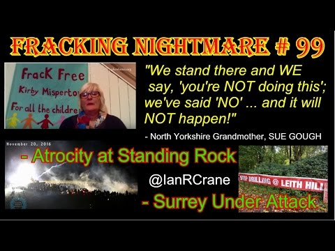Fracking Nightmare - Episode 99 : It's a FRACKING Atrocity!