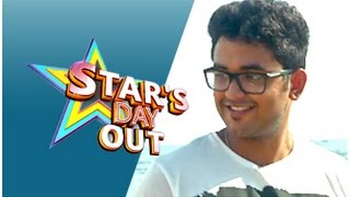 Actor Yuvan in Star's Day Out 20-12-2014