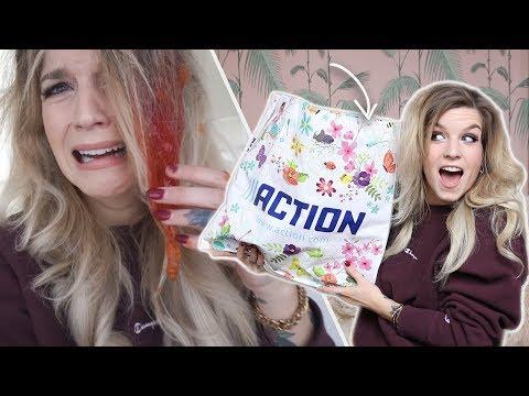 ALLES GAAT FOUT!! | Speelgoed van de ACTION testen