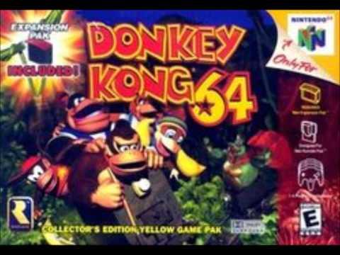 Donkey kong 64 Oh Banana