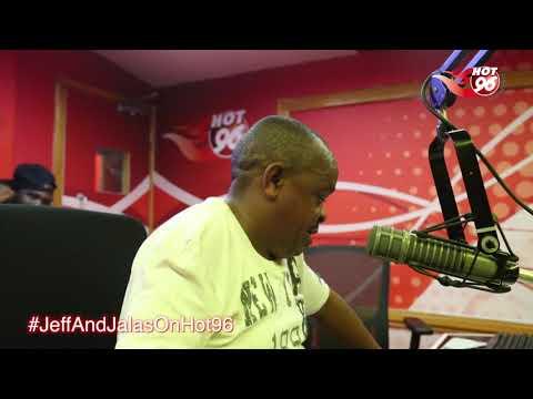 The Launch of Inspekta Mwala on Citizen TV #JeffAndJalasOnHot96