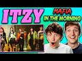 ITZY - 'Mafia In the Morning' MV REACTION!! 마.피.아. In the morning
