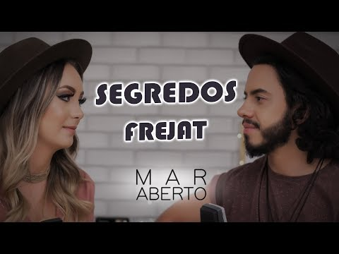 Segredos - MAR ABERTO Cover Frejat