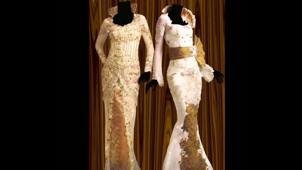 Model Baju Kebaya Wisuda Modern Busana Kebaya Wisuda Elegant