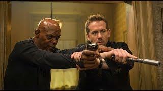 ТЕЛОХРАНИТЕЛЬ КИЛЛЕРА / The Hitman's Bodyguard - SECOND Red-band Trailer NEW (второй трейлер)