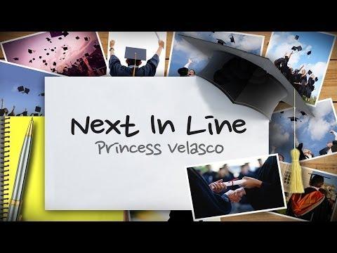 Princess Velasco — Next In Line