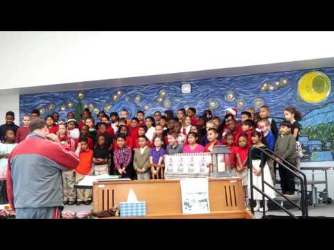nelleys bend elementary 1st grade christmas in mexico