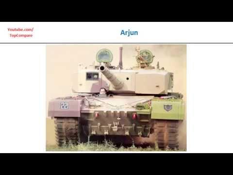 Al-Khalid & Arjun, Main Battle Tank