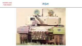 Al-Khalid & Arjun, Main Battle Tank