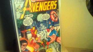 Bigbabysld...special Edition Video On The Avengers (comic Book Collection)