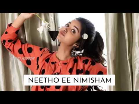 Andam Ammaiyathey Neela Undha Annattundhe Video Song Lyrics WhatsApp Status Anupama Parameswaran Fan