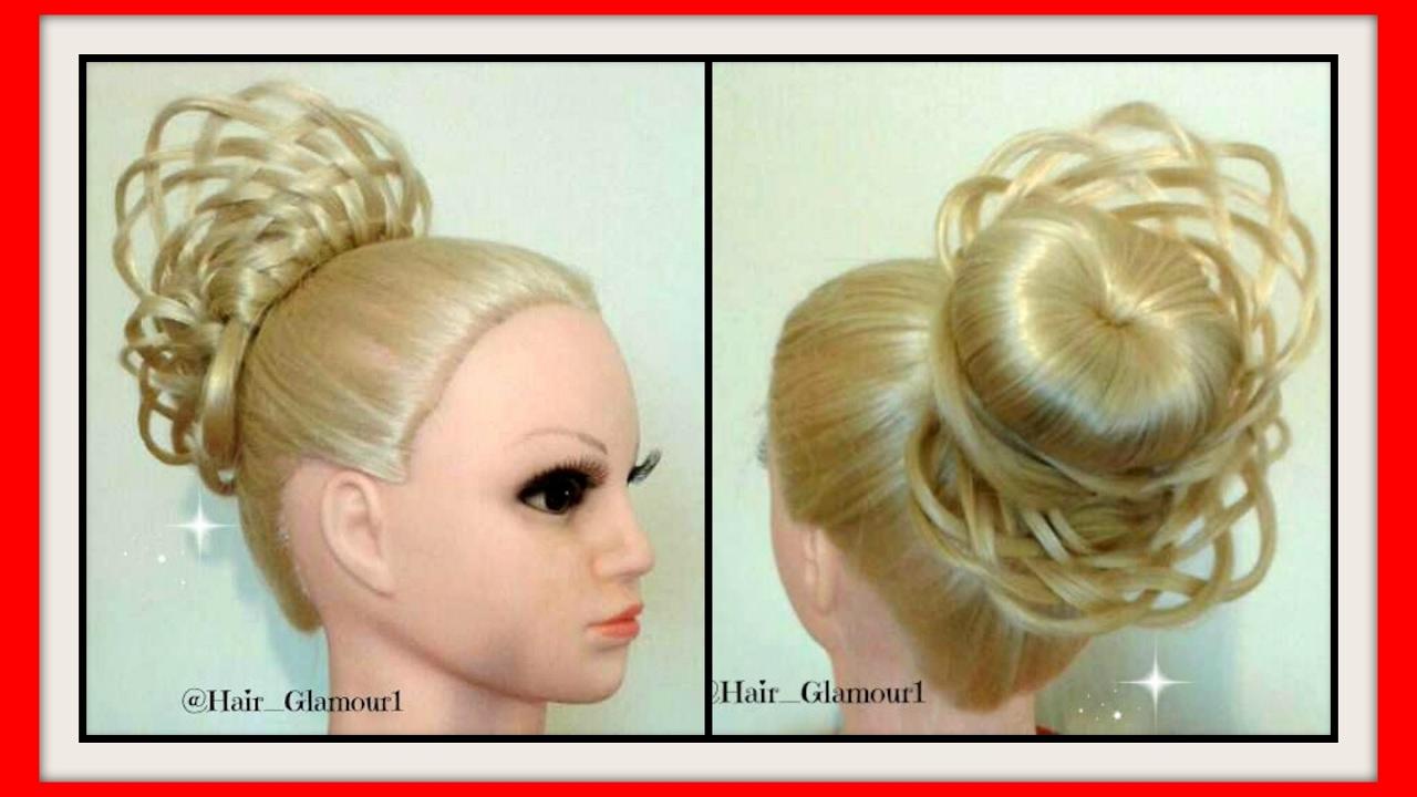 Elegant Basket Braid Upstyle Hairstyle Hairglamour Styles Hairstyles