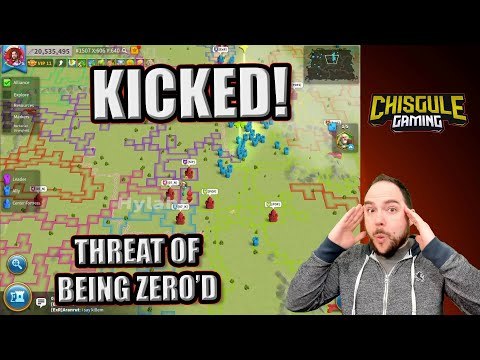Restart Project: Looking for kingdoms - Our alliance was evicted from Z3 | Rise of Kingdoms