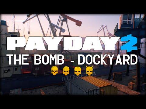 Payday 2: The Bomb - Dockyard (New Heist DLC Gameplay)  
