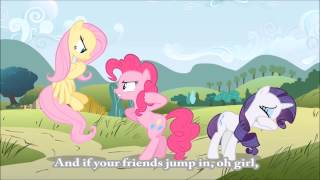 Move Bitch -- Fluttershy and Natasha Allegri