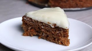 Instant Pot Spiced Carrot Cake