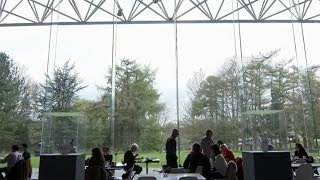 Sainsbury Centre for Visual Arts: Museum of the Year 2014 finalist