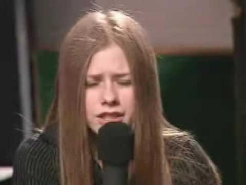 Avril Lavigne - Complicated live 2002