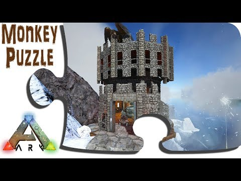Forge Keep Community Center at the Island Blue Obelisk, Part 2 - Ep 5 - IronMine ARK Cluster