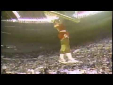 Orlando Woolridge - 1985 NBA Slam Dunk Contest