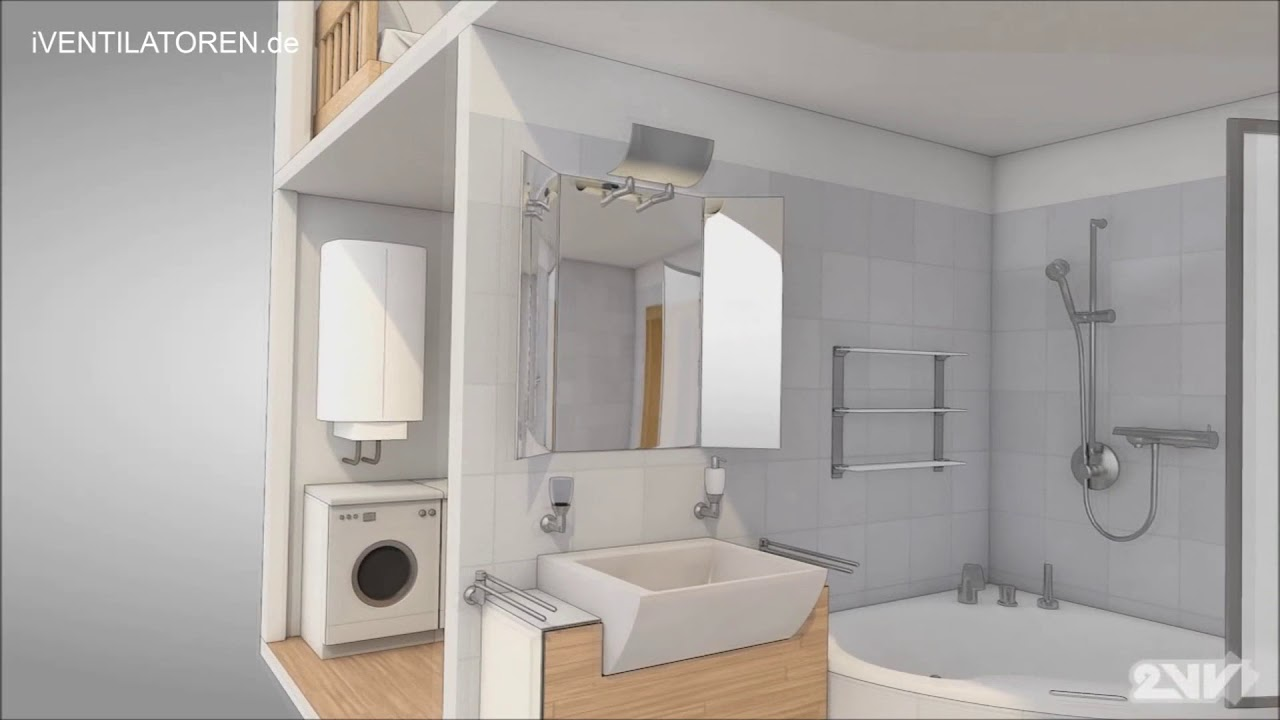 Kontrollierte Wohnraumlüftung VENUS