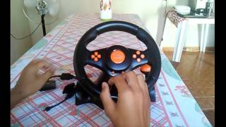 #como jogar com volante do computador no android (celular)