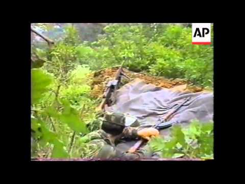 BOSNIA:TUZLA: INTENSE FIGHTING CONTINUES