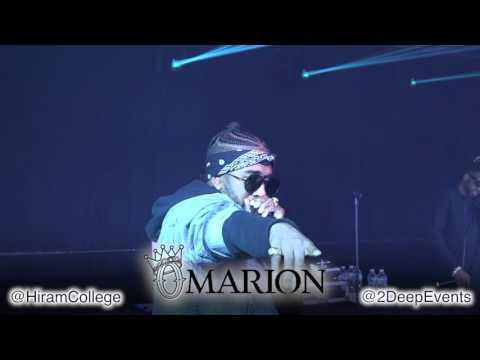 Hiram College Spring Fest 2K16 Starring Omarion