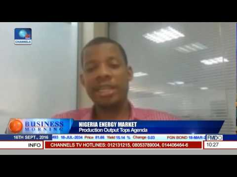 Business Morning: Nigeria Energy Market Updates Ahead Of OPEC Meeting