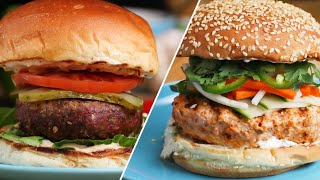 4 Ways To Spice Up Your Burgers • Tasty